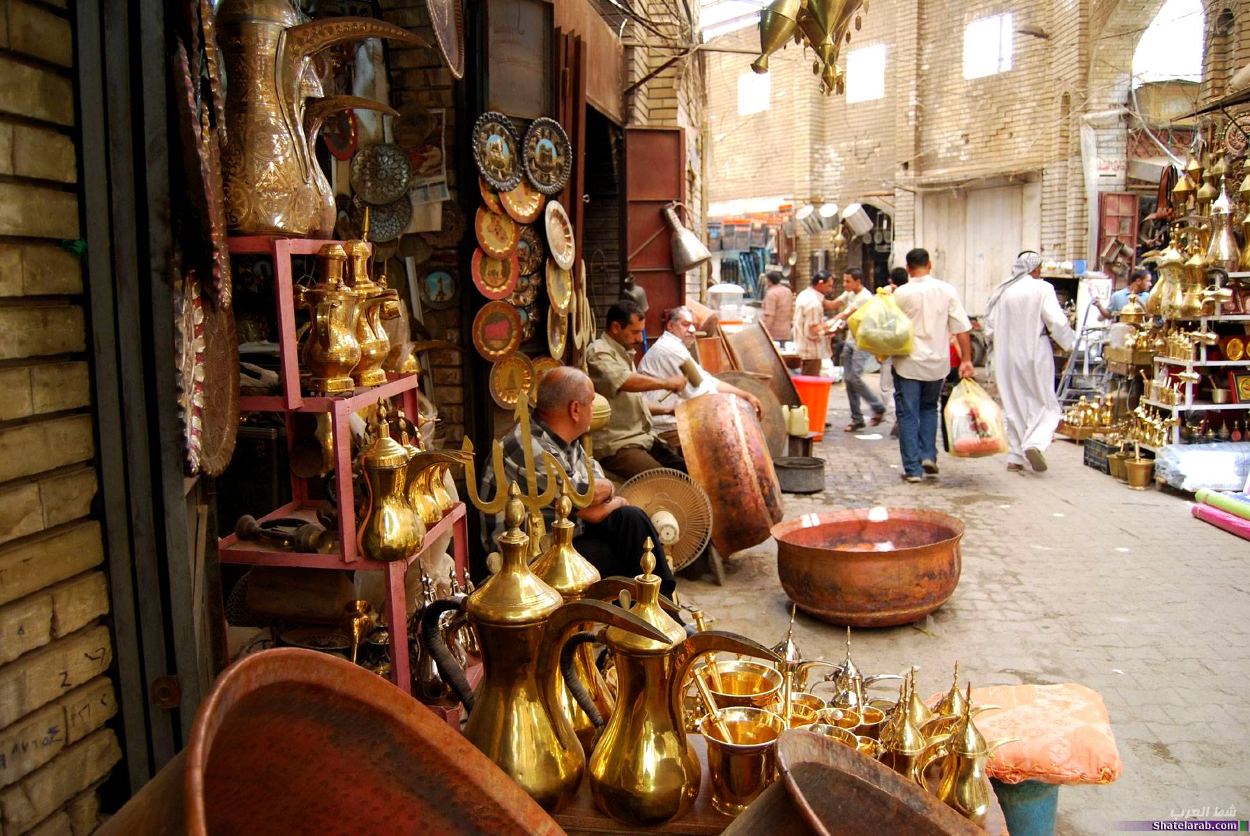 To Buy Souvenirs In Iraq Life In Iraq Today