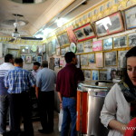 Zabib-cafe Hadji Zbale on the al-Rashid Street
