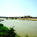 The view on the Tigris River