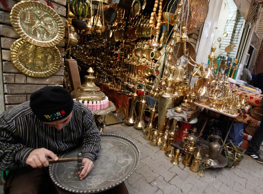 Shordja bazaar