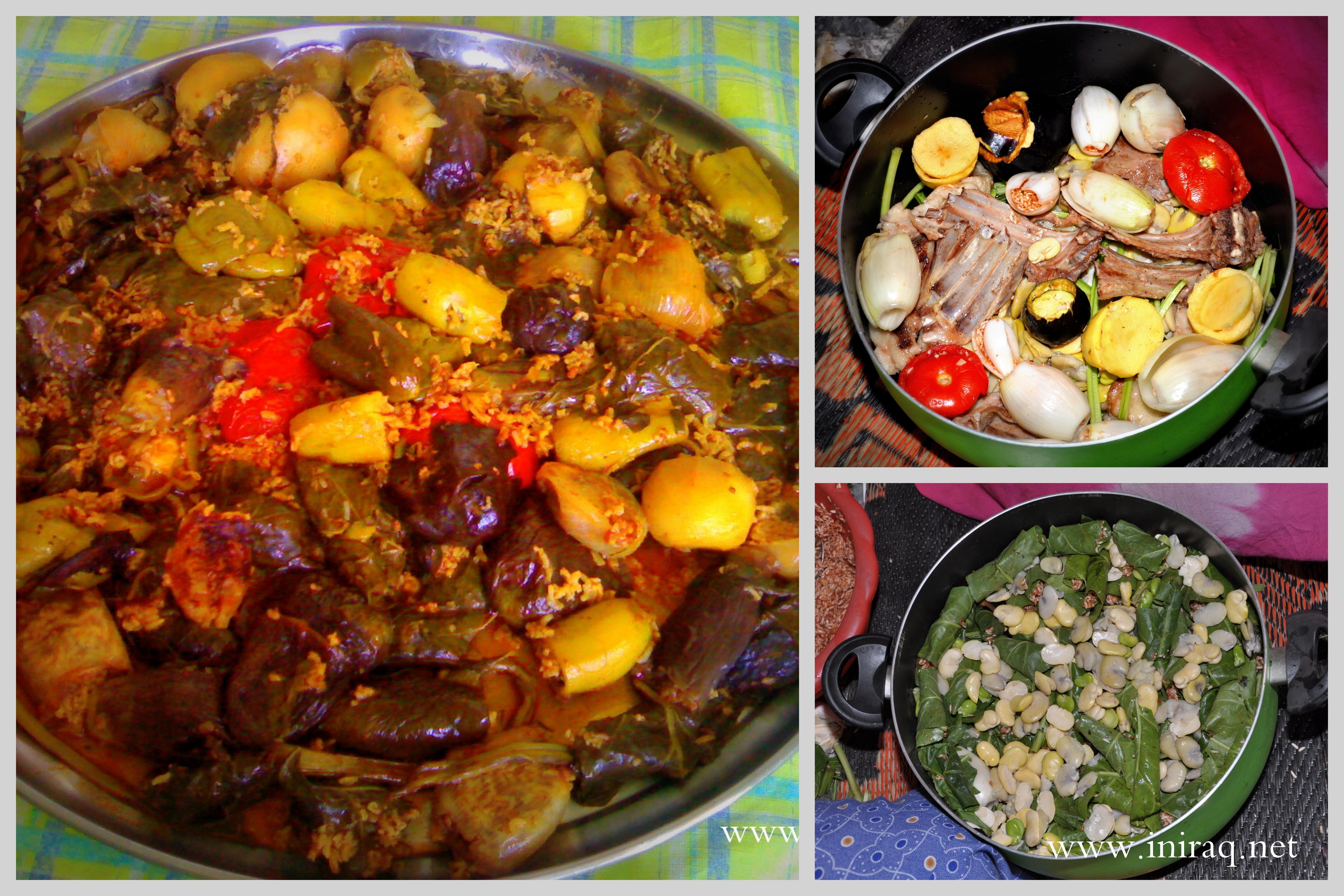 Main dishes of iraqi cuisine arabic cuisine in iraqi variation iraqi dolma forumfinder Images