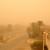 Песчаная буря. Багдад.